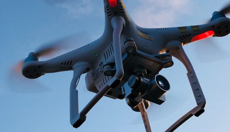 Ecus working with world leader in drone surveys and inspection