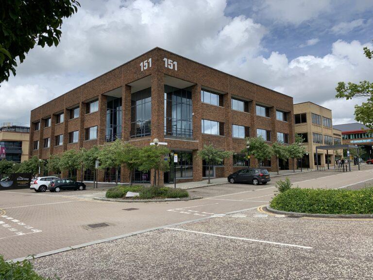 Ecus Milton Keynes office