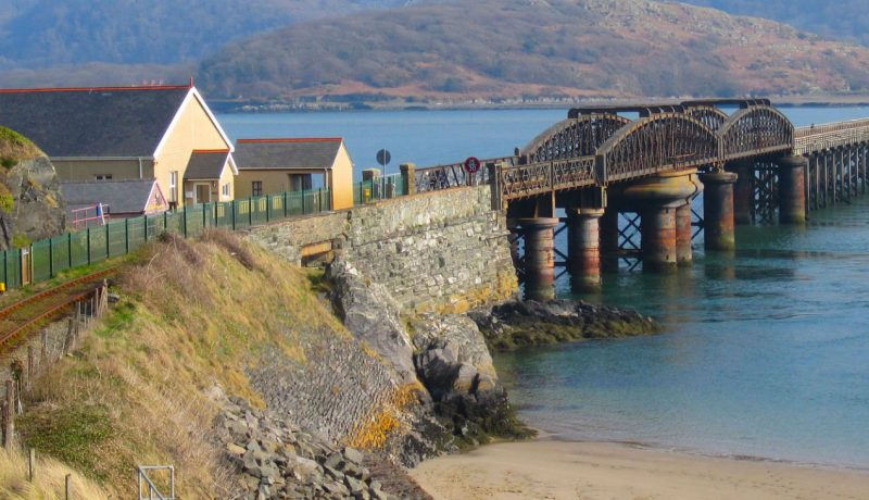 Ecus Secures EIA Contract for Network Rail on Barmouth Bridge