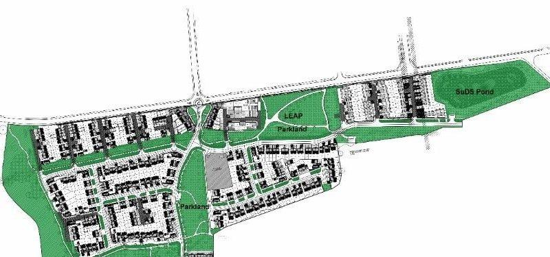 Keepmoat Homes – Warren Wood, Landscape Design