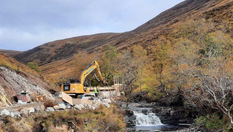 Glen Hydro – Allt Mhuic Arboricultural Services